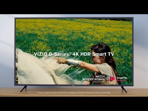 VIZIO D60-F3 D-Series - 60%22 Class (59 5%22 viewable) LED TV