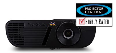 ViewSonic PJD7720HD 3200 Lumens 1080p Home Theater Projector