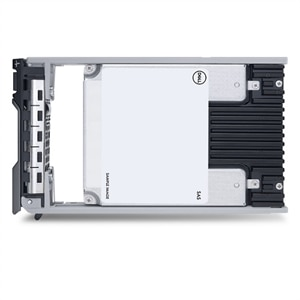 Dell 3.84TB SSD SAS Mix Use 12Gbps 512e 2.5in Hot-plug Drive, PM5-V