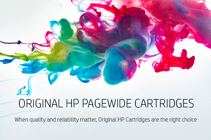 ORIGINAL HP PAGEWIDE