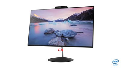 Lenovo ThinkVision X1 (2nd Gen) 27-inch Thunderbolt 3 LED Backlit LCD Monitor